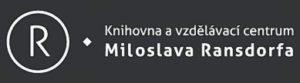 logo Knihovna a vzdělávací centrum Mikoslava Ransdorfa