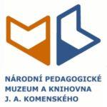 logo Národní pedagogické muzeum a knihovna J. A. Komenského