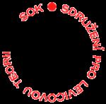 Logo SOK - sdružení pro levicovou teorii