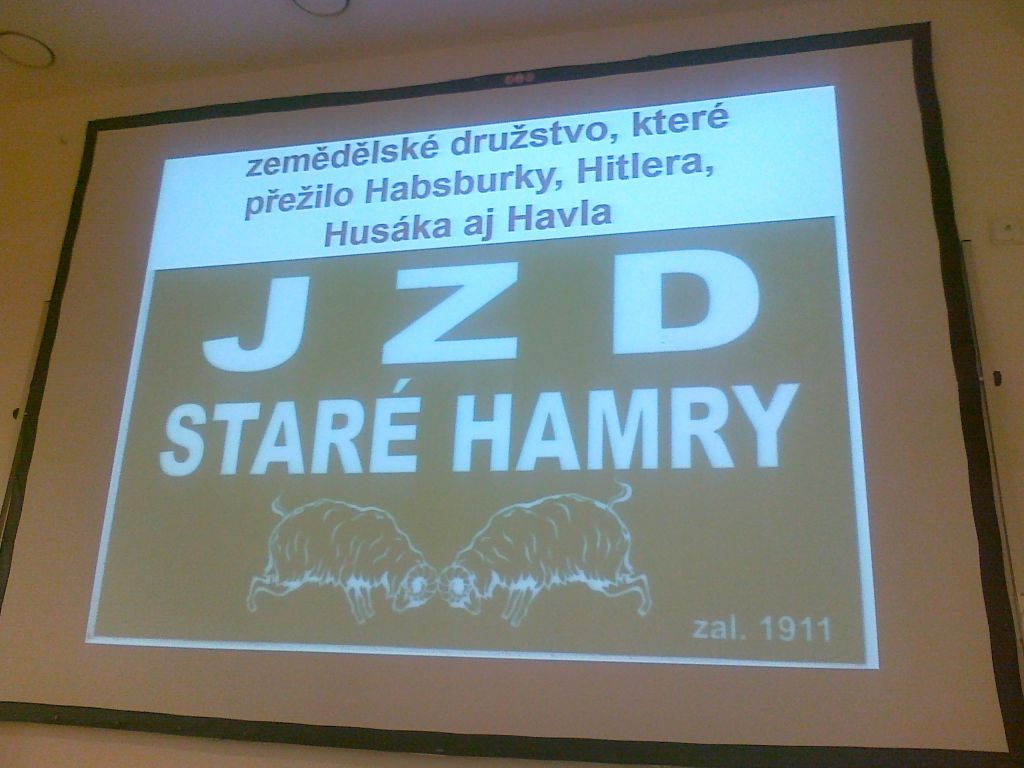JZD Staré Hamry