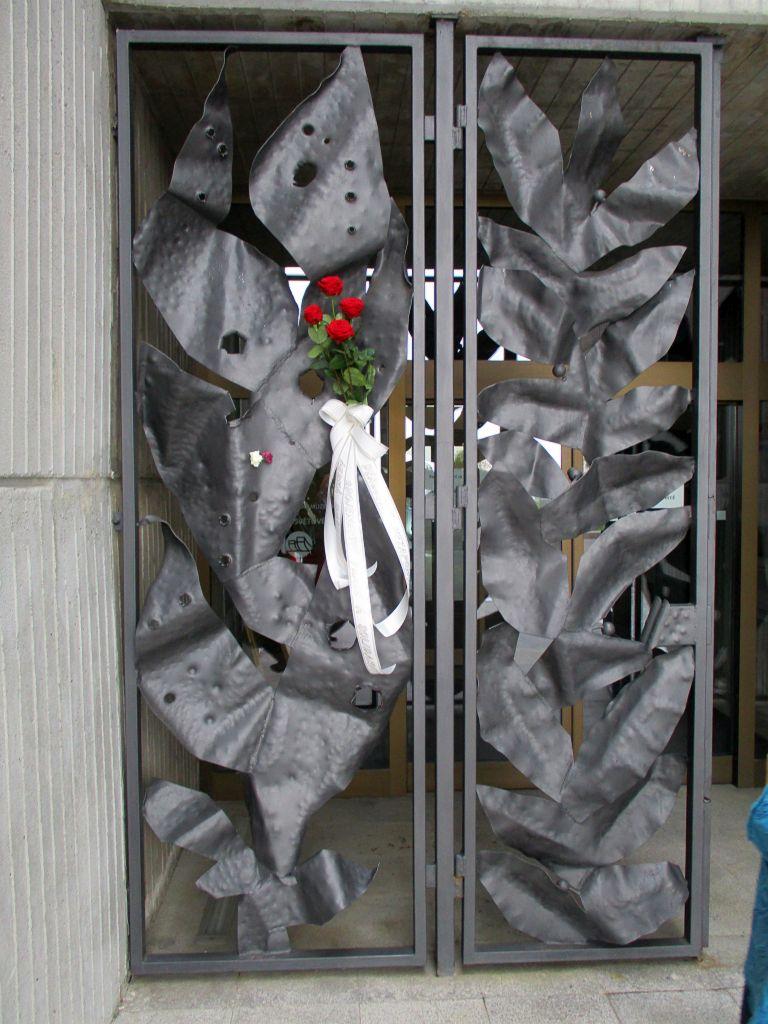 Národní památník 2. světové války v Hrabyni