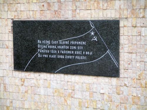 Ústřední hřbitov v Brně - pohřebiště rudoarmějců